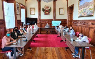 Constituido el consejo municipal de La Orotava